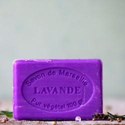 Marsylskie mydło - Lawenda