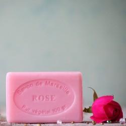 Marsylskie mydło - Róża Le Chatelard