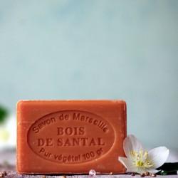 Marsylskie mydło - Sandał Le Chatelard