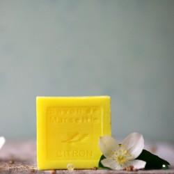 Mydło marsylskie cytryna