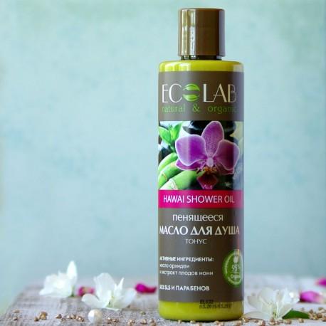 Tonizujący hawajski olejek pod prysznic