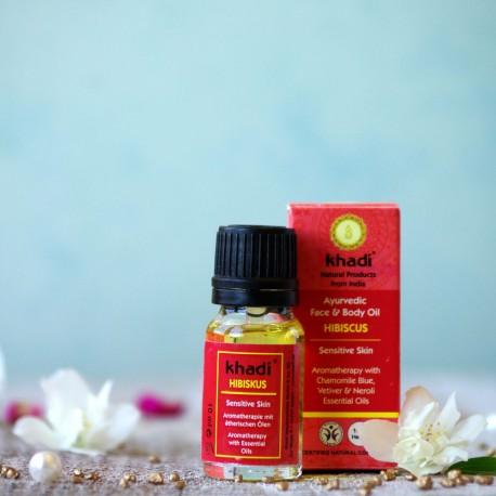 Ajurwedyjski olejek hibiskus