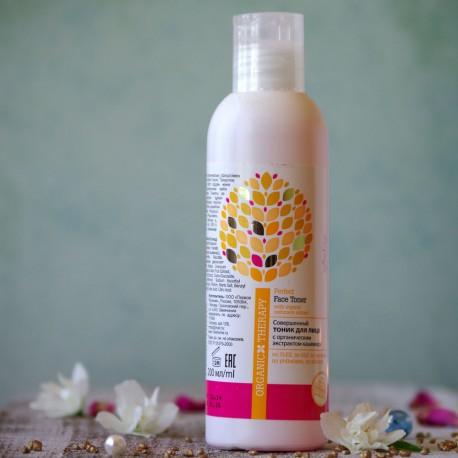 Oczyszczający tonik Organic Therapy