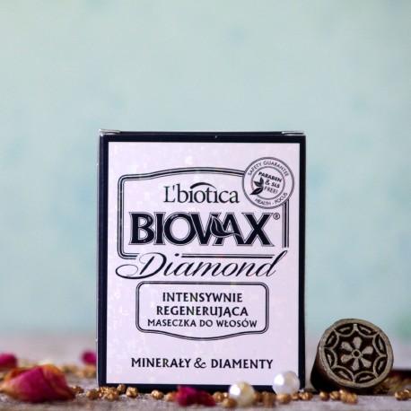 Minerały i Diamenty maska do włosów Biovax