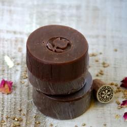 Mydło czekoladowe z masłem kakaowym TULi