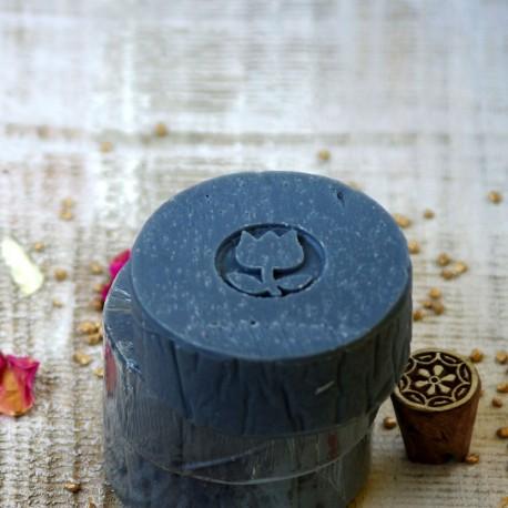 Oliwno węglowe mydło TULi