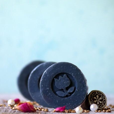 Oliwka węglowa mini mydło TULi