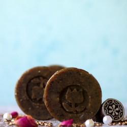 Mini mydło peelingujące kawowe TULi