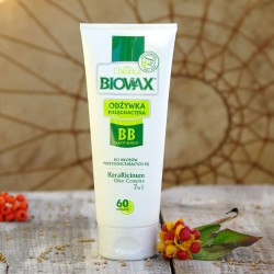 Odżywka pielęgnacyjna do przetłuszczających się włosów Biovax