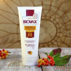 Odżywka BB do włosów suchych i zniszczonych Biovax