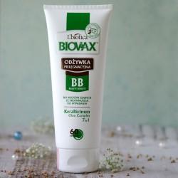 Odżywka BB do włosów słabych wypadających Biovax