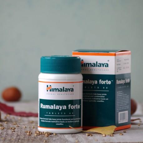 Rumalaya Forte - Zdrowe kości i stawy Himalaya