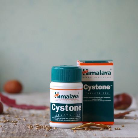 Cystone Himalaya - Wspomaga układ moczowy i pracę nerek.