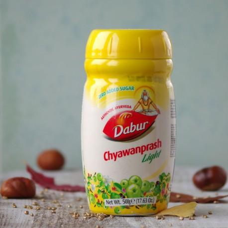 Chyawanprash Light bez cukru Dabur