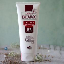 Odżywka BB do włosów farbowanych Biovax