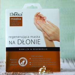 Regenerująca maska na dłonie L'biotica