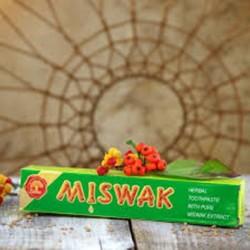 Ziołowa pasta do zębów Miswak Dabur