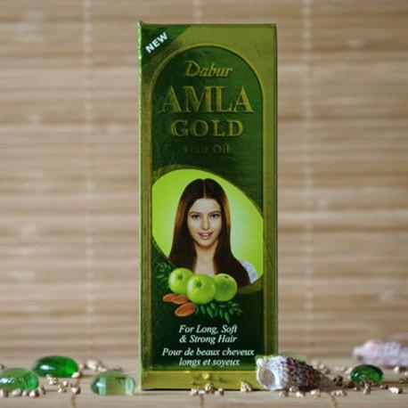 Olejek do włosów Amla Gold Dabur 200ml.