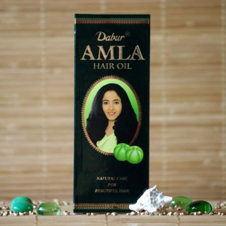 Olejek do włosów ciemnych z amlą Dabur 300 ml.