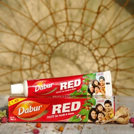 Ziołowa pasta Dabur Red 100 g