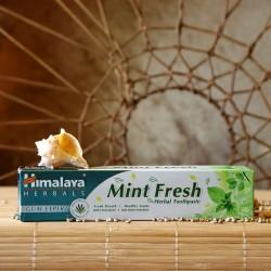Miętowy żel do mycia zębów - Himalaya Herbals