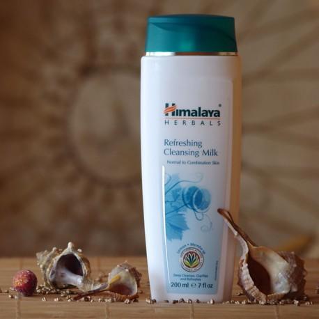 Mleczko oczyszczające cytryna i mięta Himalaya