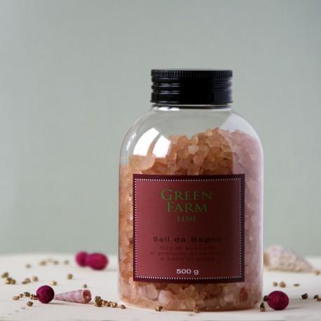 Sól do kąpieli Drzewo Sandałowe&Anyż The Secret Soap Store