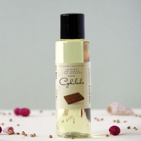 Czekolada olejek do ciała i masażu The Secret Soap Store