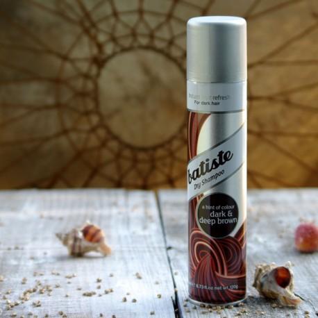 Suchy szampon dla brunetek batiste