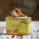 Mydło imbir i limonka Lass Naturals