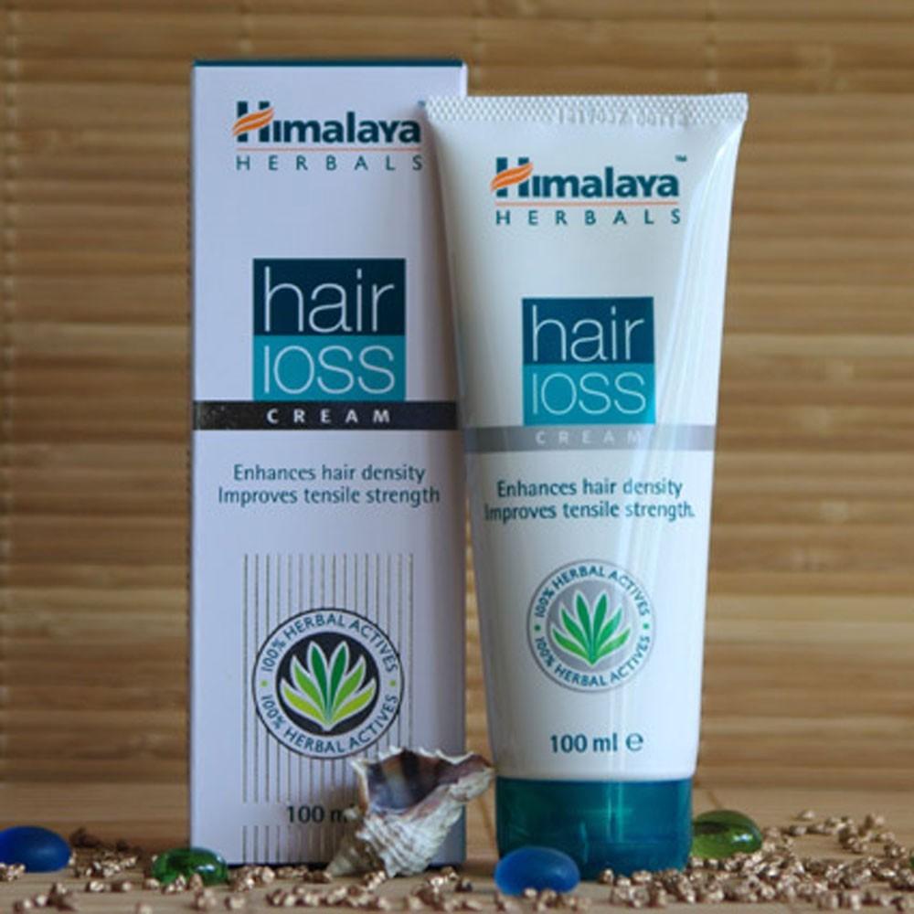 krem przeciw wypadaniu włosów - himalaya