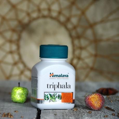 Triphala oczyszcza organizm Himalaya Herbals