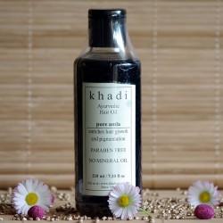 Olejek Amla do pielęgnacji włosów Khadi