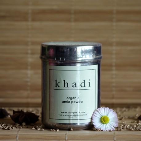 Organiczna amla w pudrze Khadi