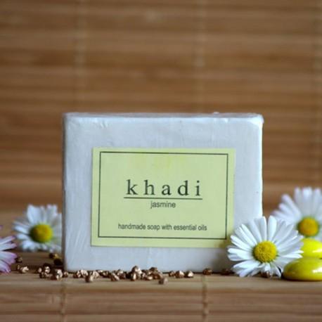 Mydło jaśminowe Khadi