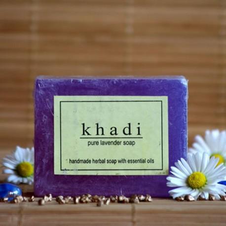 Mydło lawendowe Khadi