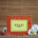 Mydło pomarańczowe Khadi