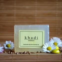 Mydło sandałowe Khadi