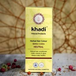 Naturalna henna Khadi - bezbarwna
