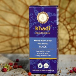 Naturalna henna Khadi - indygo