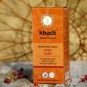 Naturalna henna Khadi - orzechowy brąz