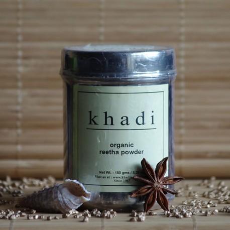 Reetha - ziołowe mydło i szampon w pudrze Khadi