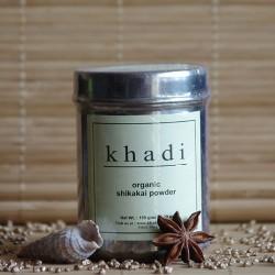 Shikakai - odżywka i szampon w pudrze Khadi