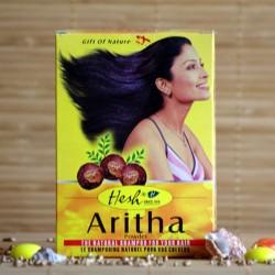 Hesh Aritha naturalny szampon w pudrze