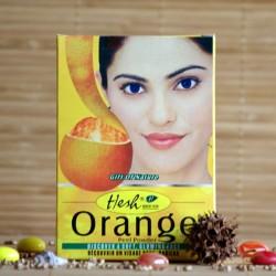 Hesh Pomarańczowa maseczka w pudrze