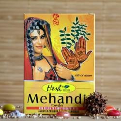 Mehandi Hesh - naturalna henna
