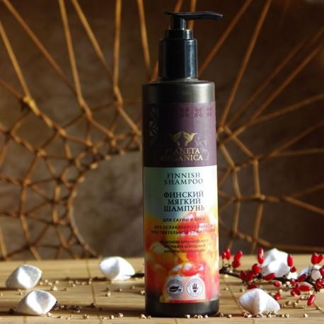 Fiński szampon objętość i siła Planeta Organica