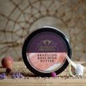 Brazylijskie różane masło wyszczuplające Planeta Organica