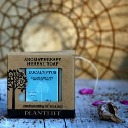 Eukaliptusowe mydło naturalne PlantLife
