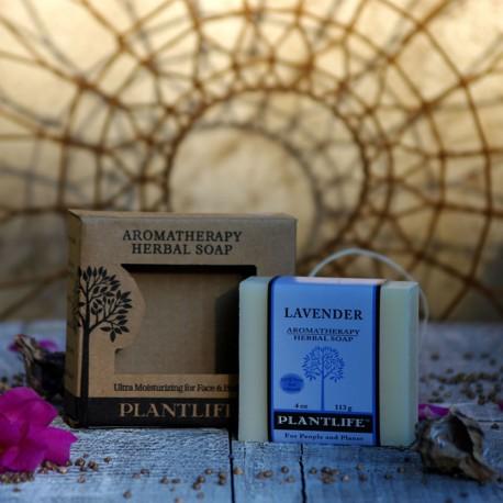 Lawendowe mydło naturalne PLANTLIFE